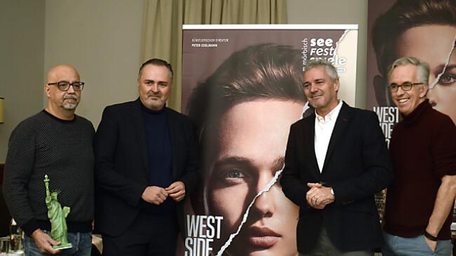 """Erneut Turbulenzen rund um """"West Side Story"""" in Mörbisch"""