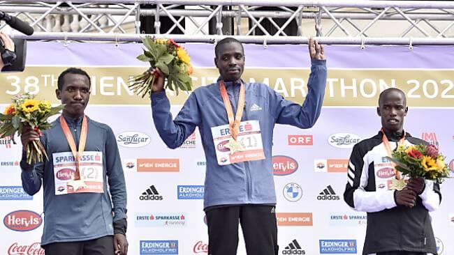 Langat holte sich Wien-Marathon-Sieg 2021