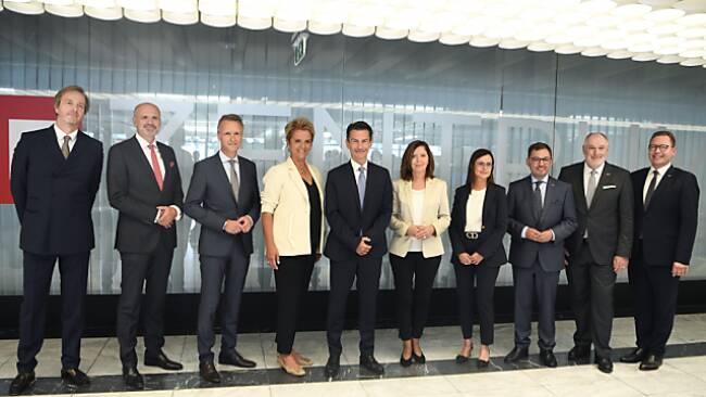 Die neuen Landesdirektorinnen und Direktoren