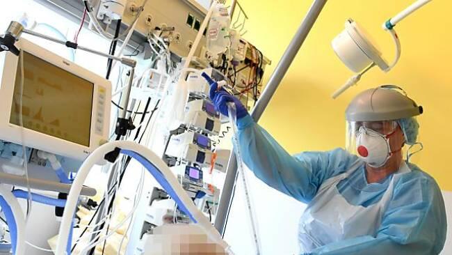 Weniger neue Fälle, aber wieder mehr Intensivpatienten