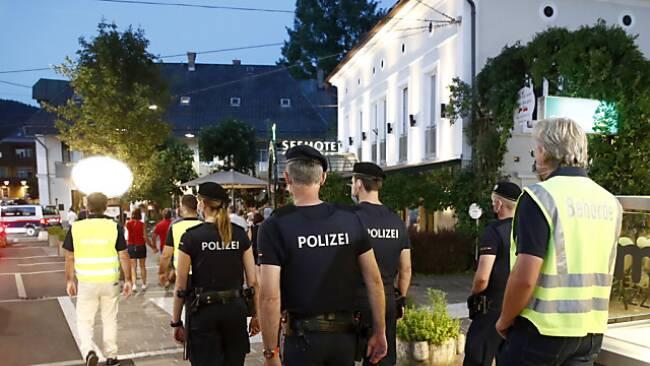 """""""Aktion scharf"""" von Polizei und Gesundheitsbehörden"""