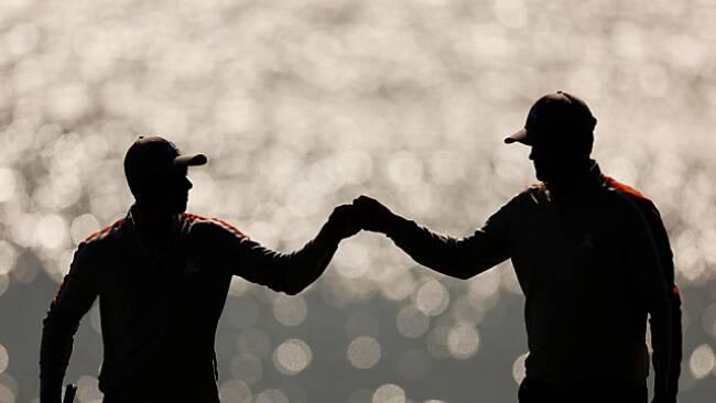 Hovland und Wiesberger verloren beim Ryder Cup trotz 3:0-Führung
