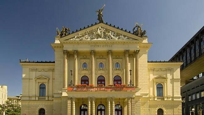 In der Prager Staatsoper wird Zemlinskys Werk erklingen