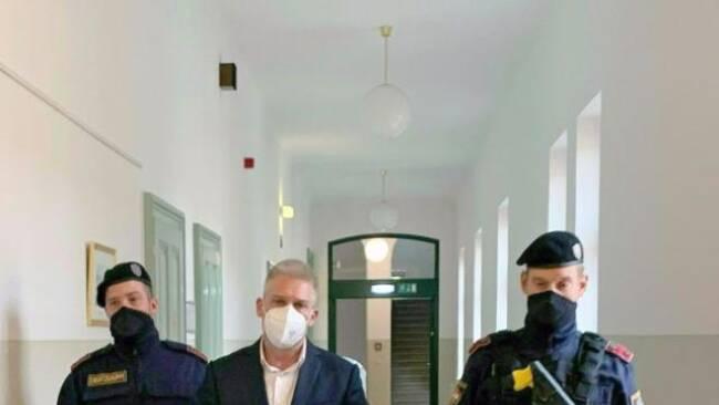 Julian Hessenthaler bestreitet die Drogenvorwürfe.