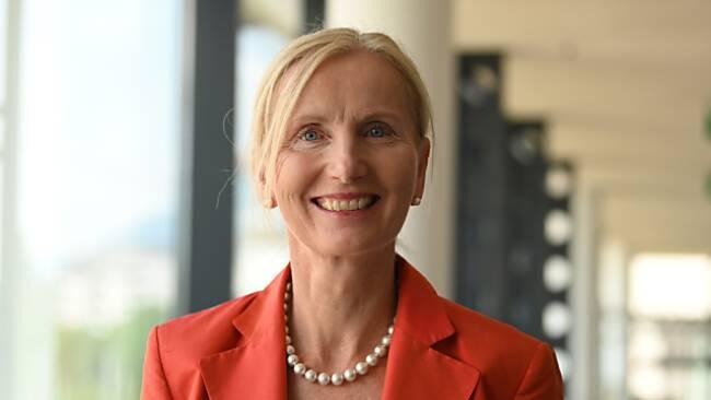 Roswitha Stadlober wird neue ÖSV-Präsidentin