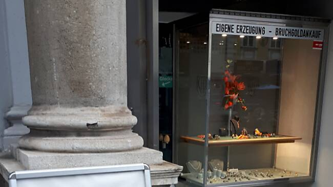 21-Jähriger nach tödlichem Überfall auf Wiener Juwelier angeklagt