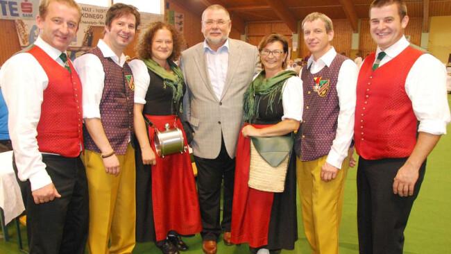 40 Jahre Musikverein Oslip