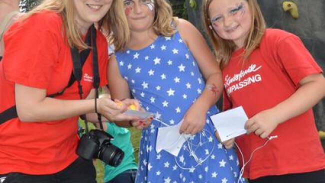 Spielefest der Kinderfreunde Wimpassing