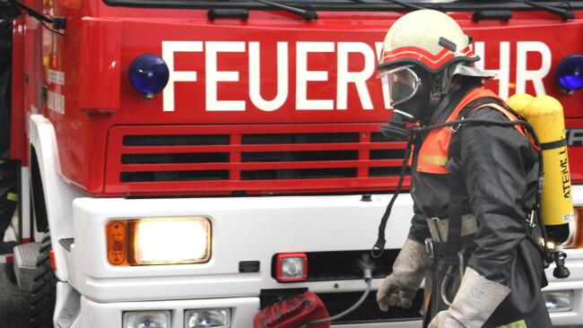 Atemschutz - breathing protection Feuerwehr