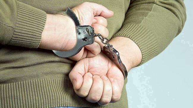 Handschellen Polizei Kontrolle