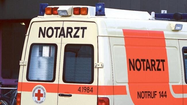 Rettung Notarzt Unfall Widescreen