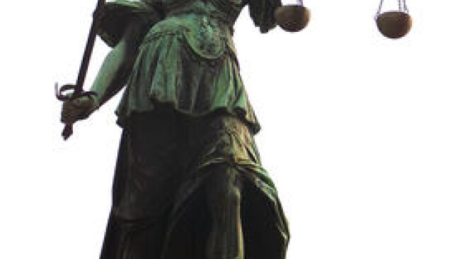Justizia Gericht Symbolbild