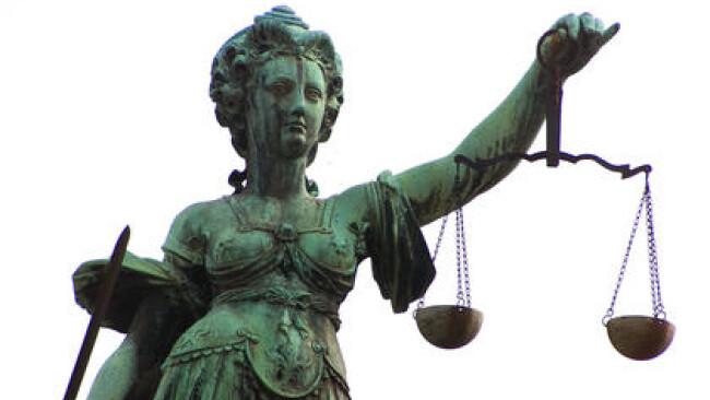 Justitia Gericht