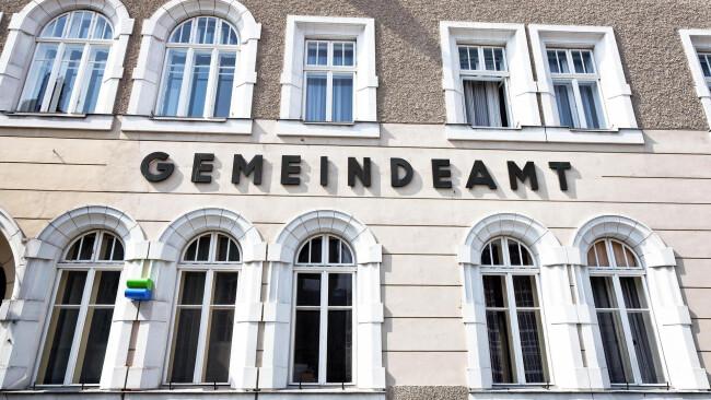 Gemeindeamt Gemeinde Rathaus