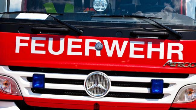 Feuerwehrauto Feuerwehr Brand Feuer