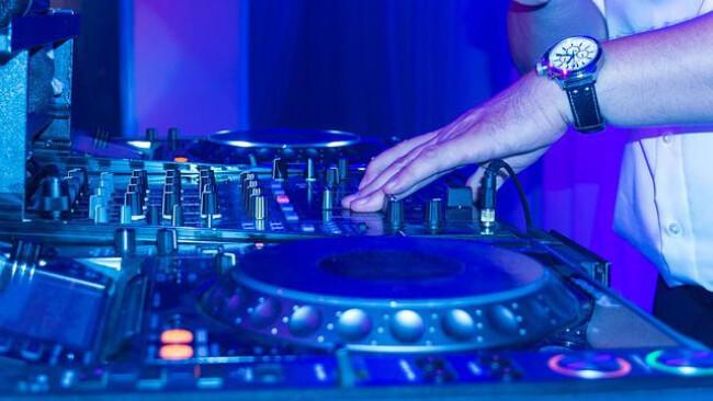 Disco Party Fest EVent DJ Rave