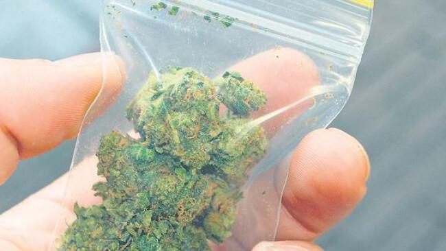 Cannabis-Fund: Pkw-Lenker hatte Drogen bei sich Im Plastikbaggy: Sechs Gramm Cannabiskraut konnten unter anderem sichergestellt werden.
