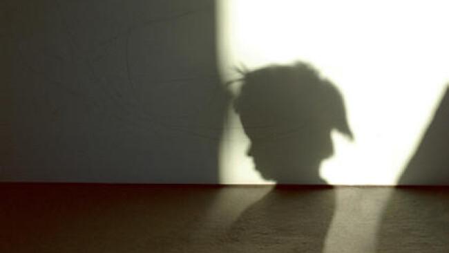 Beileidigtes Kind - Schatten
