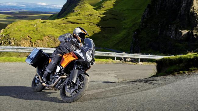 Motorradurlaub in den Landhotels Österreich