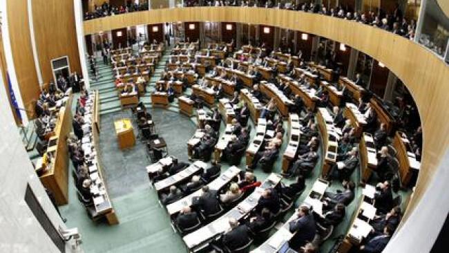 Nationalrat Hohes Haus Parlament
