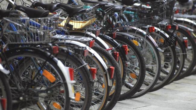 Radfahrer Hochsaison für Diebe Fahrrad-Diebe Neusiedl