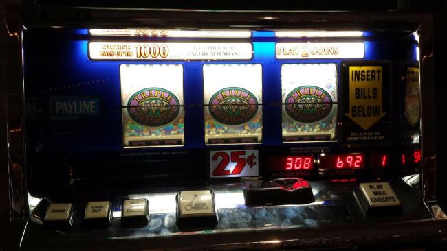 Glücksspiel Casino Automat