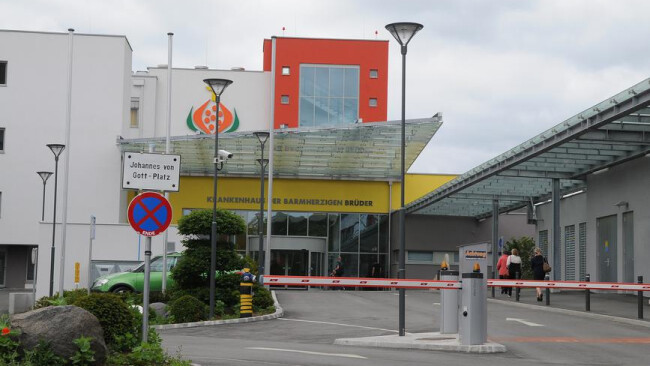 Krankenhaus Eisenstadt Spital Barmherzige Brüder
