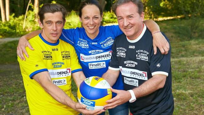 qweadcx Beach-Volleyball Promi Trophy Jennersdorf