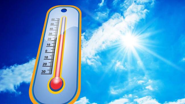 Sonne Hitze Sommer