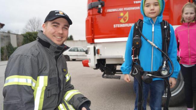 Feuerwehr Steinbrunn Informationstag