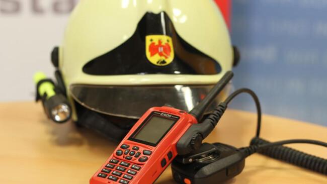 Burgenland Feuerwehr FF Symbolbild