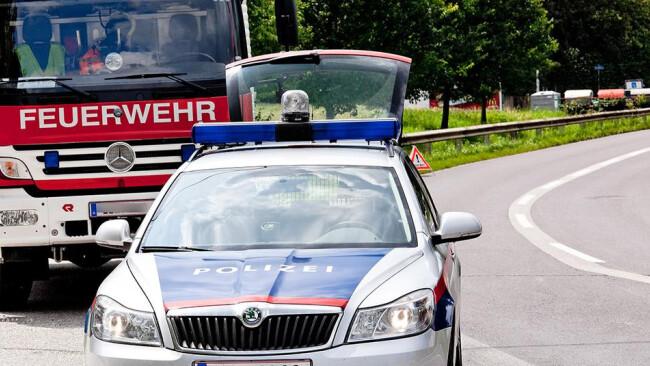 Feuerwehr Polizei Symbolbild