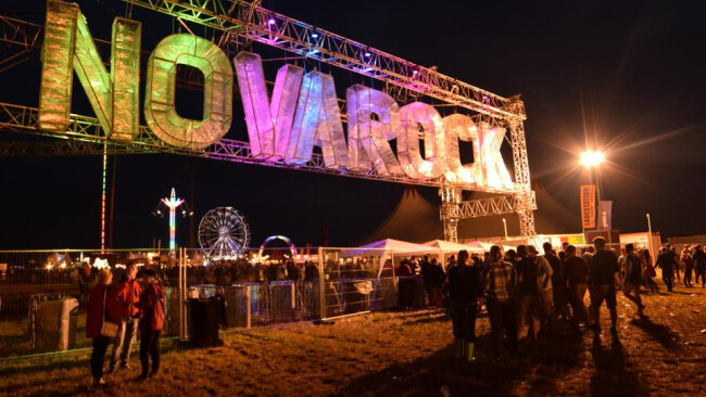 Nova Rock 2016: Festival-Gelände am Donnerstag - Teil 4
