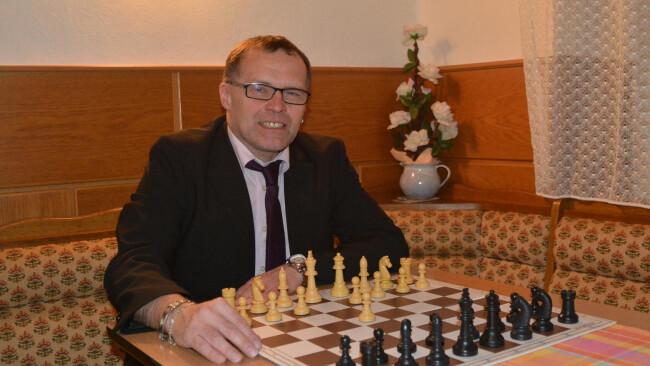 »Remis-König« im Schach Anton Leier Purbach