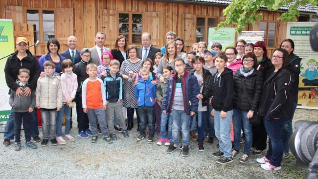 Verleihung Goldener Mistkäfer in Rechnitz