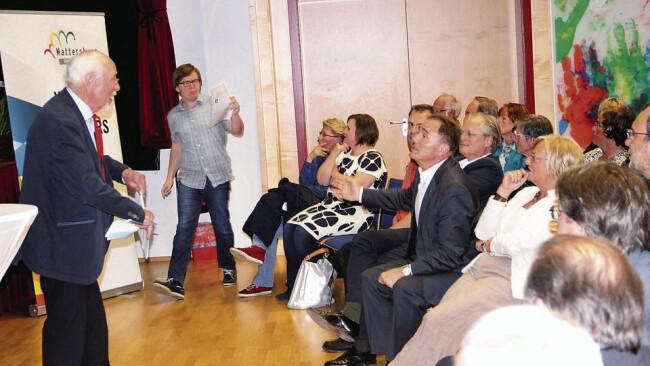 Kulturzentrum KUZ Mattersburg: Präsentation und Pläne im Detail