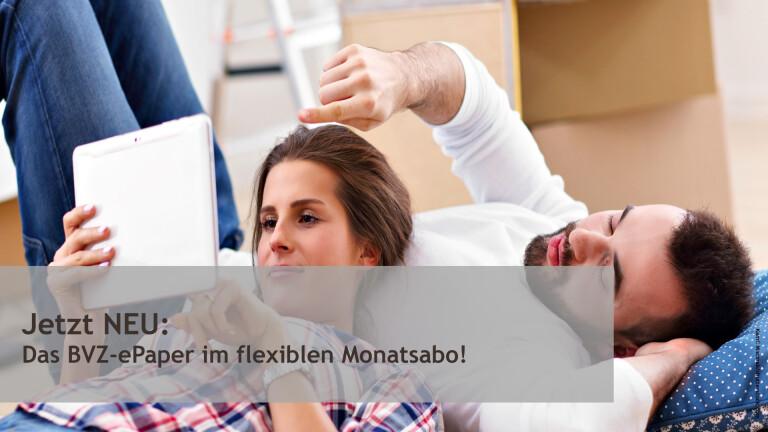 BVZ ePaper Monatsabo - Sujet Mobile
